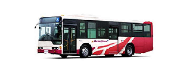 エアロスター 大型ノンステップ路線バス