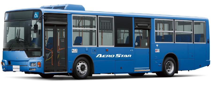 AERO STAR non-step(エアロスター ノンステップ)